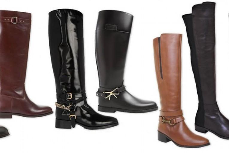 Модная обувь для женщин на зиму 2017-2018: обзор новинок + фото