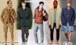 Мужские куртки 2015 Весна