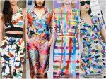 Модные принты весна лето 2015 года — обзор трендов