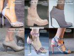 Модная обувь весна 2015 года