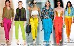 Женские брюки 2015 весна лето