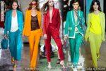 Женские костюмы 2015 весна