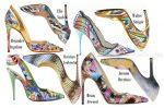 Модные туфли 2015 весна