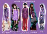Модные цвета осень 2015 2016 — милым дамам