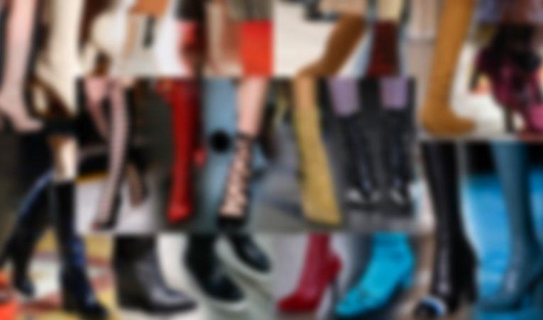 Модные сапоги 2015 2016 Осень Зима