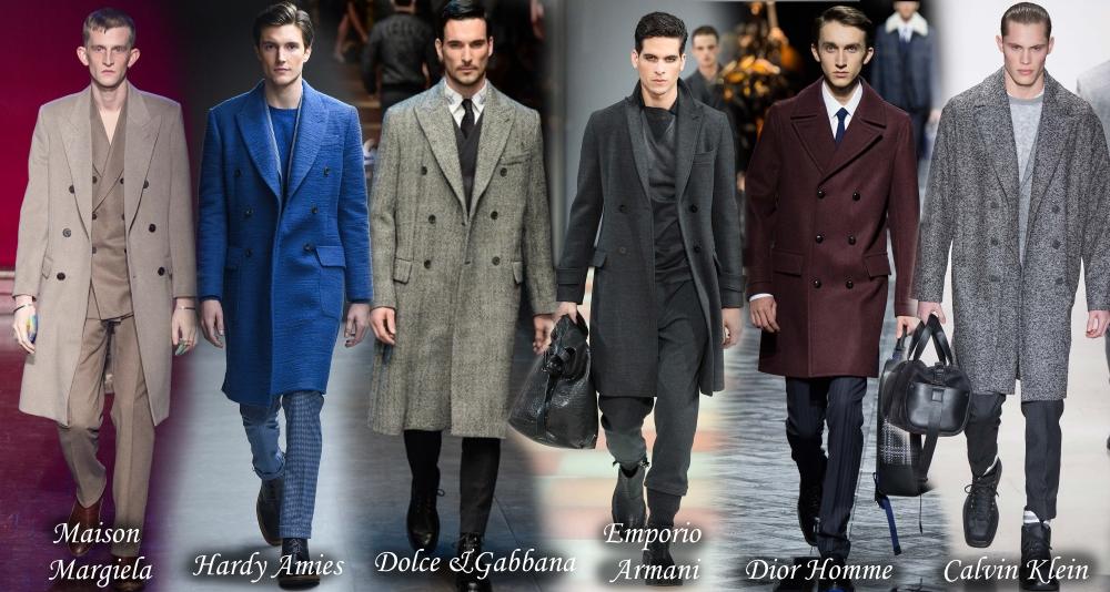 49ed7f0ad760 Мужское пальто 2015 2016 в осенне-зимних коллекциях