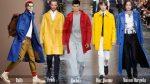 Мужские пальто 2016 Весна в 9 трендах