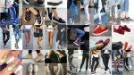 С чем носить слипоны — 11 примеров