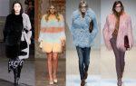 Какие женские шубы будут в моде в 2017 году?