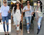 Модные джинсы весна 2017