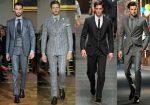 Самые модные мужские костюмы в 2017 году