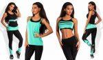 Как выбрать стильную женскую одежду для спортзала?