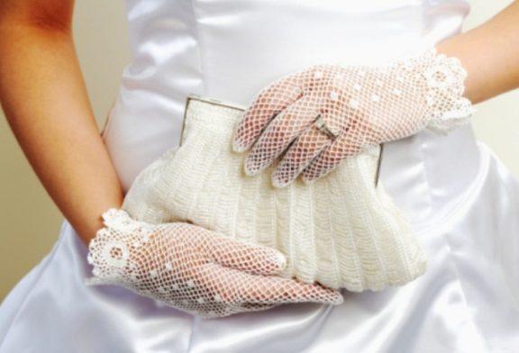 Модные свадебные аксессуары 2017