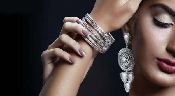 серебро в моде