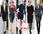 Классические платья: модные тренды 2017 года