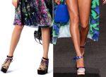 Модные босоножки 2017: основный тренды