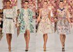Платья на весну 2017: модные тренды