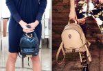 Модные тенденции среди женских рюкзаков
