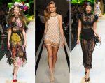Самые трендовые платья лета 2017