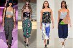Модные женские топы 2017