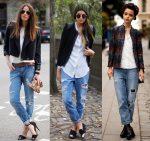 Модные рваные джинсы на лето 2017 года