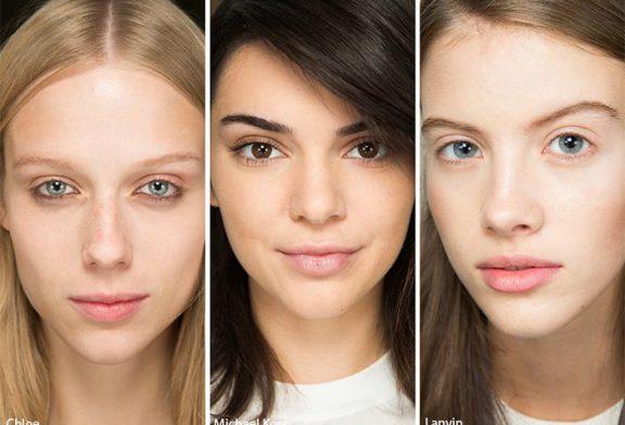 Модный макияж: весна-лето 2017