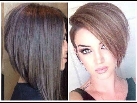 МОДНЫЕ КАРЕ 2017 . CARE 2017.   8 ТИПОВ КАРЕ 2017.Trendy hairstyles . Лизаонэйр