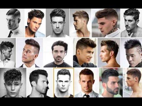 Модные тенденции мужских стрижек 2017 года
