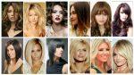 Модные женские стрижки 2017 года на  средние волосы