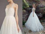 ТОП-3 цвета свадебных платьев: модные тенденции 2017