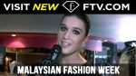 Malaysian Fashion Week Spring/Summer 2017 Hairstyle   FashionTV