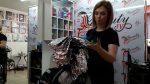Модная техника окрашивания AIR TOUCH 2017