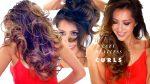 ★ LAZY HEATLESS CURLS Overnight Hairstyle #2   Easy Waves   School Hair