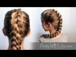 How to Do a  Dutch Braid Hair Tutorial| Pretty Hair is Fun