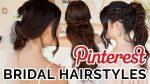 4 Pinterest Inspired Boho Bridal Hairstyles ft. TheSorryGirls