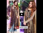 Pakistani Dresses Designs   2017 — 2018  Awesome Fancy Dresses/ Party Wear  Collection