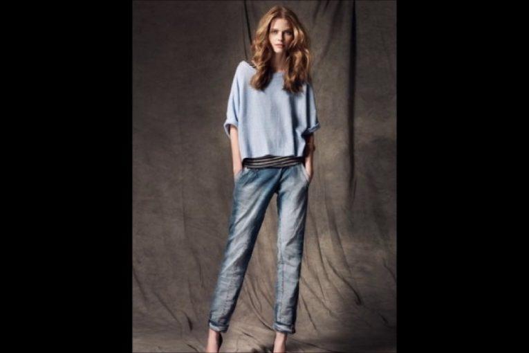 Модные женские джинсы весны-лета 2017, тенденции: рваные, клеш