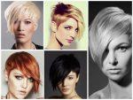 Pixie with long bangs haircut — trendy hair ideas