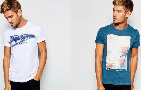 Модные мужские футболки 2017