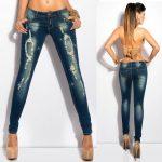 Женские джинсы — фото — 2017 /  Women's fashion jeans — photo