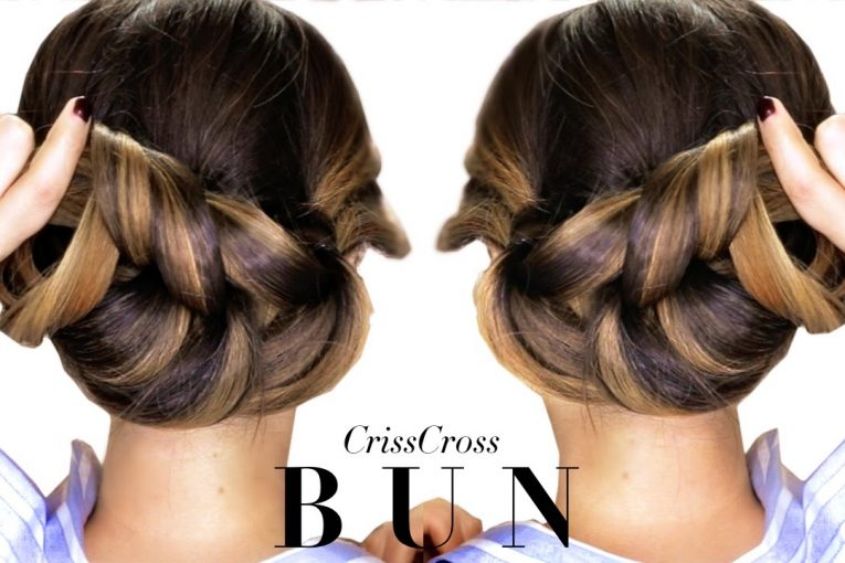 ★ 3-Minute Elegant BUN Hairstyle Every Girl DOESN'T ALREADY KNOW ★ Easy Updo Hairstyles