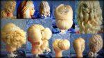 DIY ТОП 10 ПРИЧЁСКИ НА 1 СЕНТЯБРЯ Праздничные причёски для школьниц 10 в 1