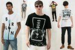 Мужские футболки с принтами: какие сейчас в моде?