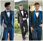 Мужские свадебные костюмы: что сейчас в моде?