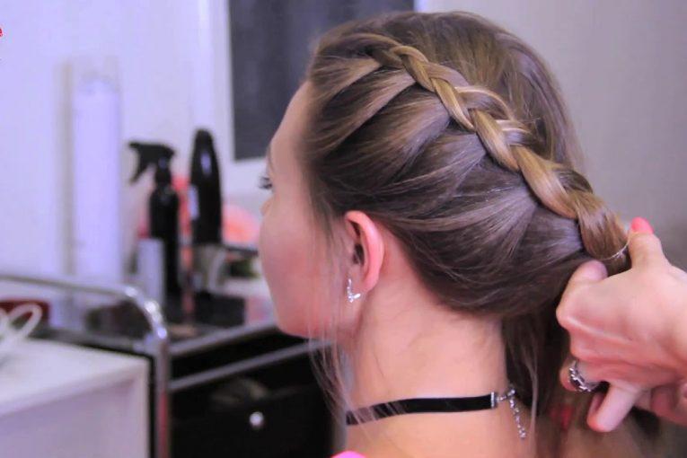 3 ЛЕГКИЕ ПРИЧЕСКИ на длинные волосы ♥ Идеи причесок на каждый день   YourBestBlog