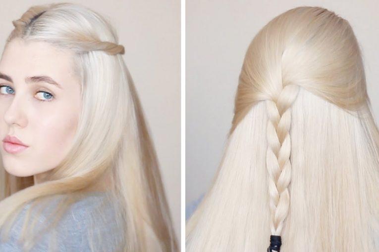 7 ПРОСТЫХ ПРИЧЕСОК // ПРИЧЕСКИ ЗА 2 МИНУТЫ // летние прически на каждый день ♥ волосы