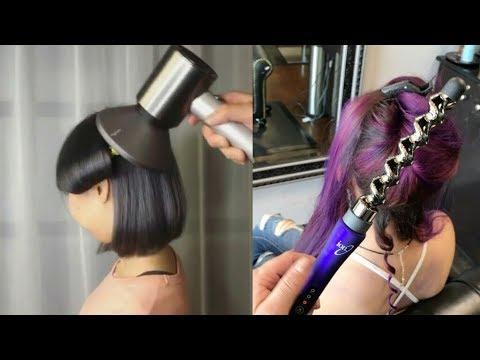 Причёски укладка волос окрашивание волос подборка 2017 MERRY TV