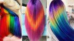 Топ 10 удивительные окрашивание волос и стрижки