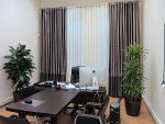 Шторы для офиса и кабинета: особенности выбора