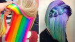 HERMOSOS PEINADOS DE MODA — TINTES DE COLORES #3 / New haircut And Colors Transformation 2017